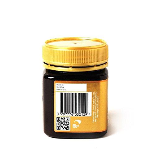 Avatar Manuka Honey MGO800+ MQS20 250gm/0.55lb (Certified Monofloral New Zealand MANUKA Honey)