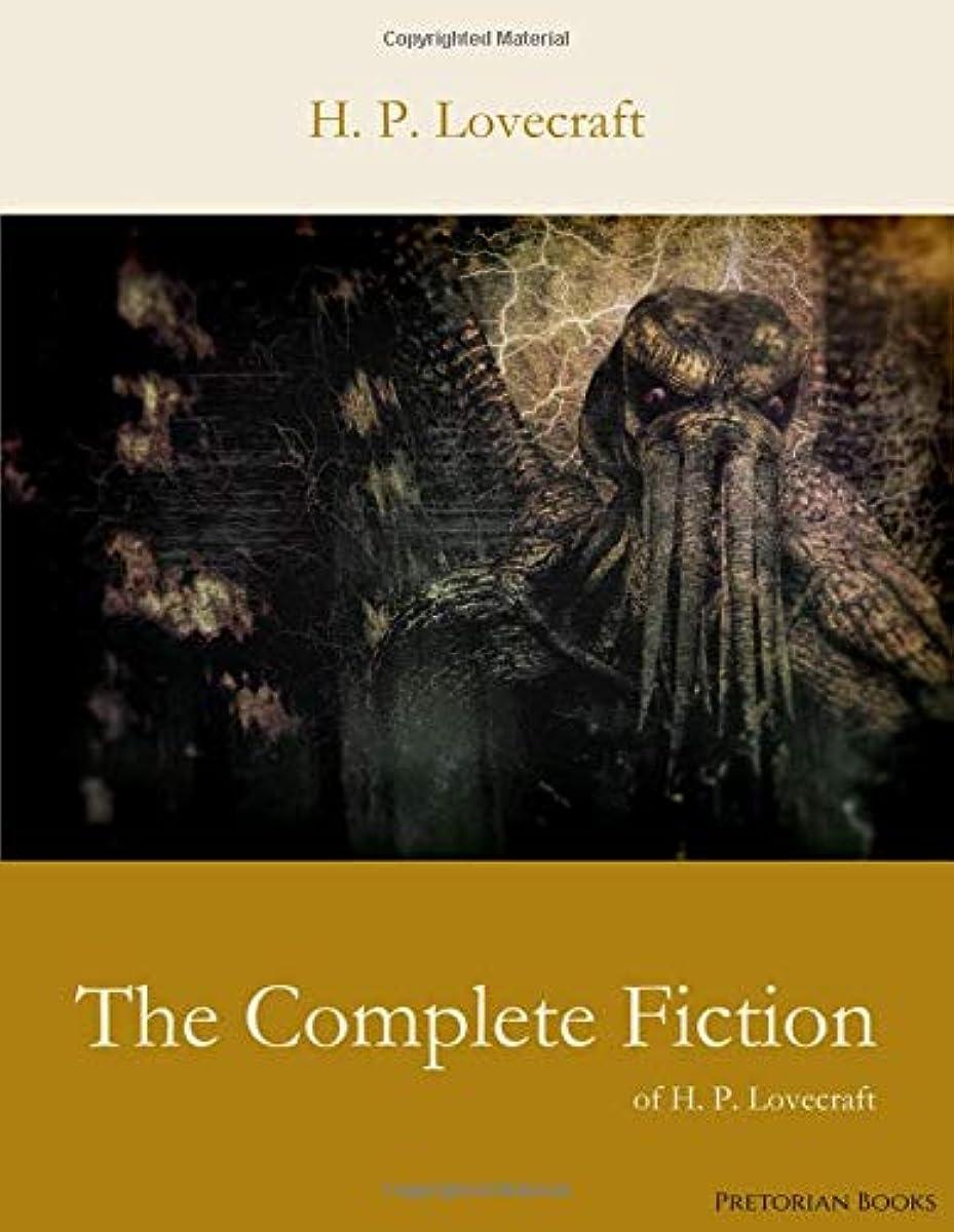 著名なエレガント腕The Complete Fiction of H. P. Lovecraft