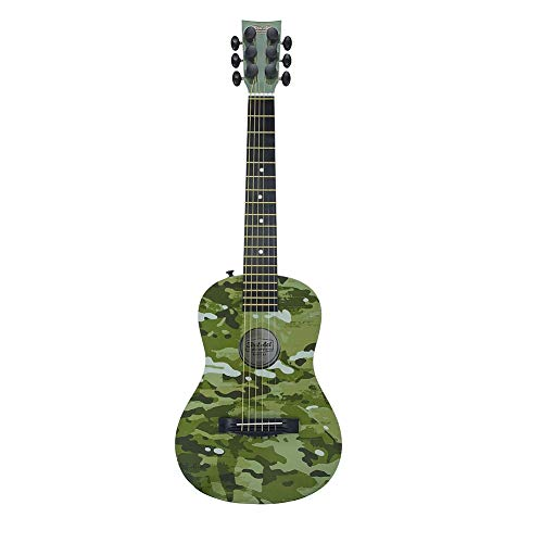 First Act Discovery 30-inch Acoustic Guitar, Green Camo