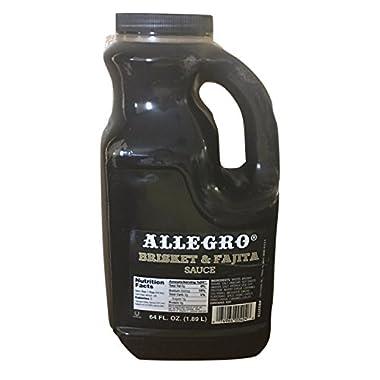 Allegro Brisket and Fajita Marinade and Sauce 64oz