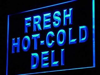 ADV PRO i875-b Fresh Hot Cold Deli Food Cafe Neon Light Sign