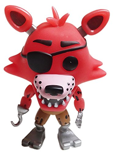 Funko Pop Five Night at Freddys Glow in the Dark Foxy Pop