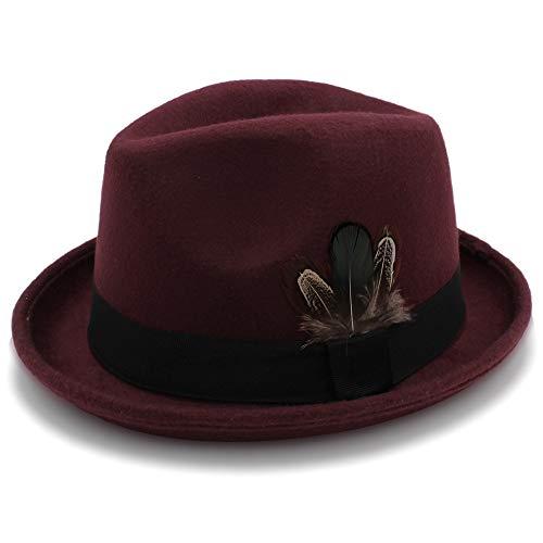 XYAL-Hats Xingyue Aile Sombrero de copa y gorras de vaquero, Sombrero