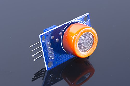 ACROBOTIC MQ-3 Alcohol and Benzene Analog Sensor Breakout Board for Arduino Raspberry Pi ESP8266 MQ3 5VDC DIY Breathalyzer