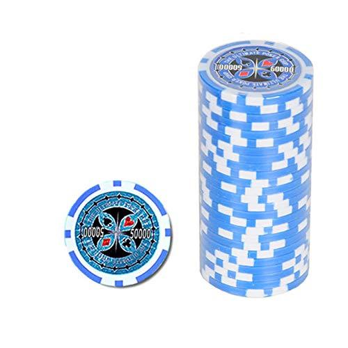 Ultimate Pokerchips 50000 Er Wert Poker Chip Roulette Casino Qualität