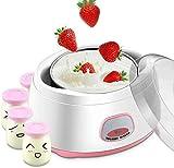 WANBAO Suministros de Cocina Máquina de Yogurt para el hogar, máquina Inteligente automática de Acero Inoxidable Natto Arroz Máquina de Vino