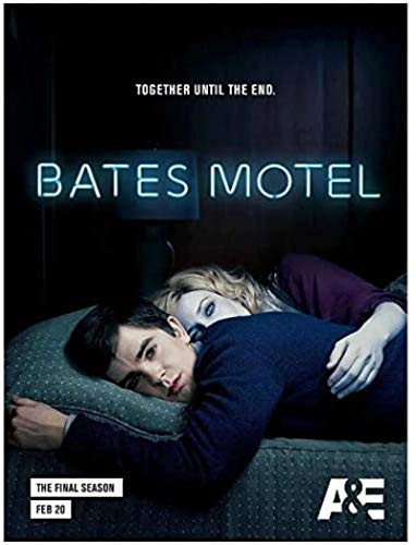 Rzhss Bates Motel Season 5 Movie Posters And Prints Wall...