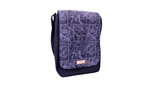 Marvel Comic Spiderman Messenger Bag