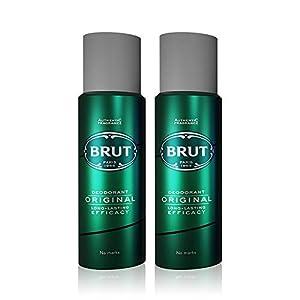 BRUT Original Men Deodorant, 200ml (Pack of 2)?