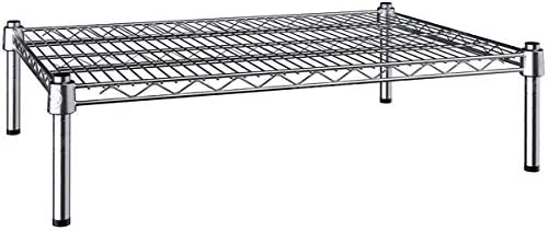 PROFamily 21 Cheap bargain inches Genuine x 30 Chrome Shelf 8 Dunnage inc with