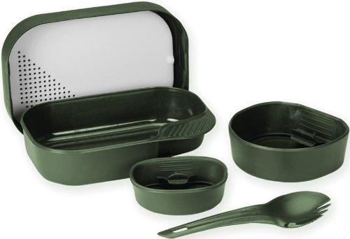 Wildo de Camp A Box w/Spork Olive