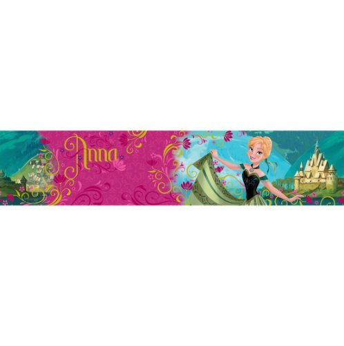 FROZEN - Frise Murale - Reine des Neiges - Anna