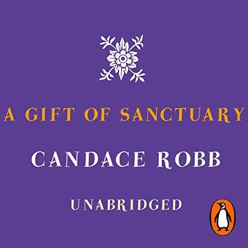 A Gift of Sanctuary audiobook cover art