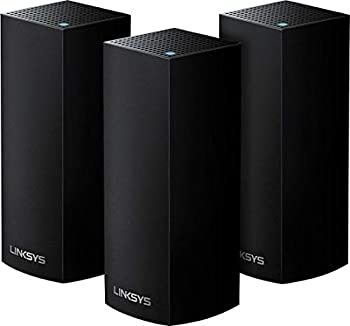 3-Pack Linksys Velop Tri-Band Mesh Wi-Fi System (WHW0303B)