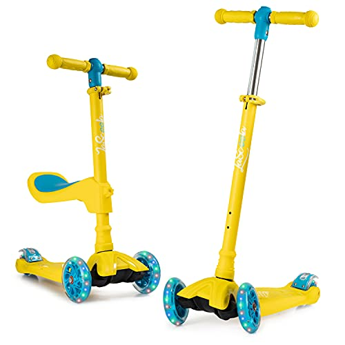 Product Image of the Toddler Scooter for Kids Ages 3-5 I Kids Scooter for Boys Girls I 3 Wheel...