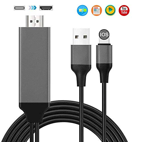 NDTECH Compatible con Pad Phone a Cable HDMI