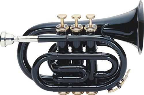 J. Michael TR400PCN-tromba, in DO, colore: nero