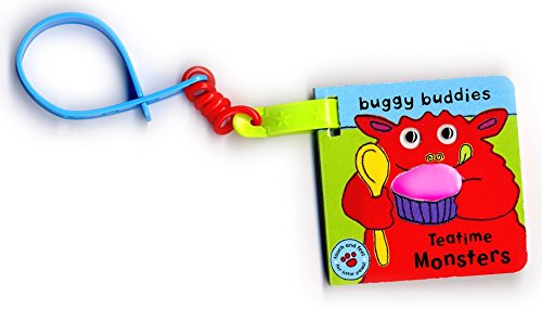 Monster Buggy Buddies: Teatime Monsters (Buggy Buddies S.)