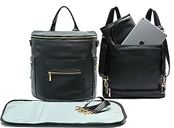 Best black leather diaper bag Reviews