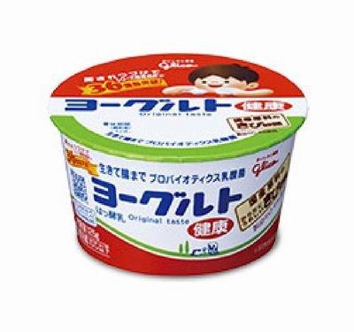 江崎グリコ『ヨーグルト健康 Original taste』
