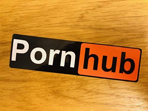 Generic Pornhub Aufkleber Sticker YouPorn xHamster Porn Sex Fun Spaß Sprüche Auto Mi370
