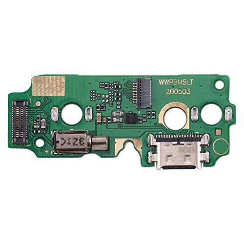 Wigento Für Huawei MediaPad M5 Lite Ladebuchse Micro USB Dock Platine Board Ersatzteil Reparatur Neu