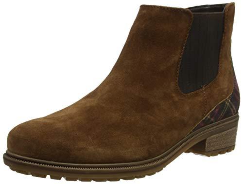 ara Damen Kansas 1248801 Chelsea Boots, Braun (Setter, Cognac 66), 40 EU(6.5 UK)