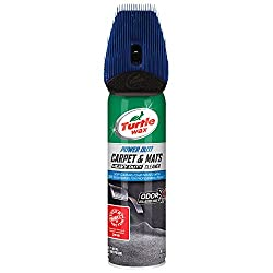 Turtle Wax T-244R1 Power Out  Carpet and Mats Cleaner and OdorEliminator - 18 oz