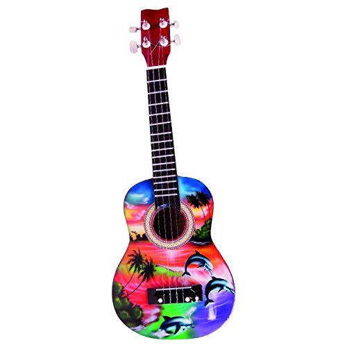 BestSaller Hawaii Enfants Guitare (Multicolore)
