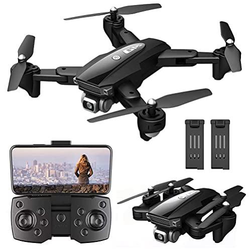GPS-drone 3000M afstandsbedieningsafstand, 6K-drone met HD-camera voor volwassenen, 5G WIFI FPV live video, opvouwbare drone GPS met automatische terugkeer naar huis, 1800M beeldtransmissieafstan