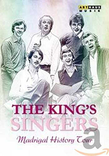 The King's Singers: Madrigal History Tour [2 DVDs]