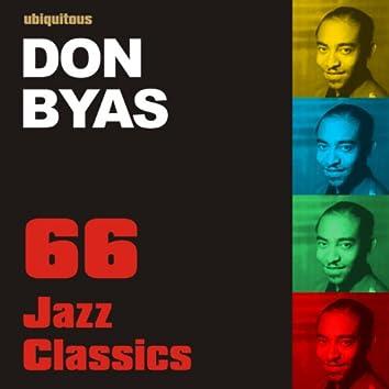 66 Jazz Classics by Don Byas