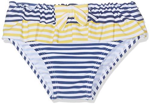 Zippy ZIPPY Baby-Mädchen Ztg0701_455_1 Bikini-Set, Blau (Limoges 447), 86 (Herstellergröße: 18/24M)