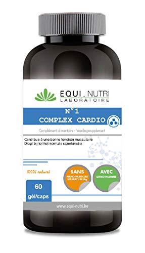 Equi-Nutri N°1 Complex Cardio Multi-Vitamines et Minéraux