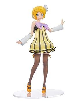 Sega 115-1011810 Kagamine Rin Project Diva Future Tone Cheerful Candy SPM Premium Action Figure 11