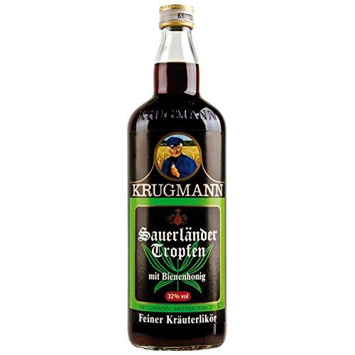 Krugmann Sauerländer Tropfen Kräuter (3 x 0.7 l)