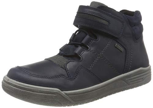 Superfit Jungen EARTH Gore-Tex Sneaker, BLAU 8000, 40 EU