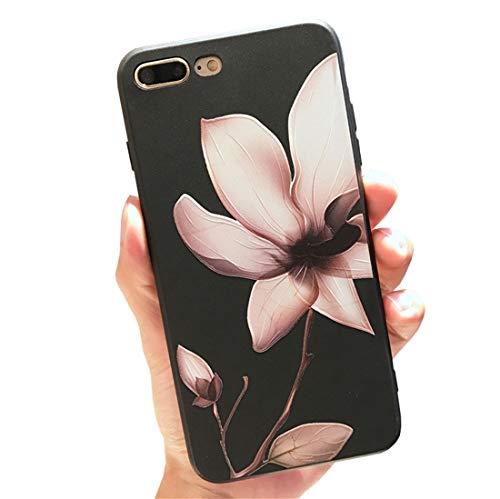 Dancila - Carcasa para iPhone 8 y iPhone 7, diseño de Bling Bling Bling Bling Marbre Chanceux Talla única