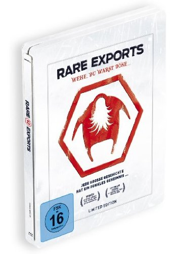 Rare Exports - Steelbook (Limited Edition) [Blu-ray]