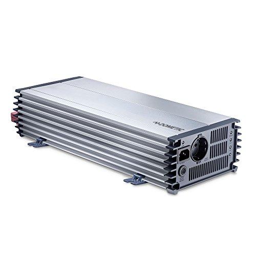 Dometic PerfectPower PP 2002 - Inversor onda sinusoidal modificada, funcionamiento a 12 V, 2000 W de potencia continua