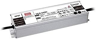 LED DVR CC/CV AC/DC 50-57V 4.45A (Pack of 1) (HLG-240H-54A)