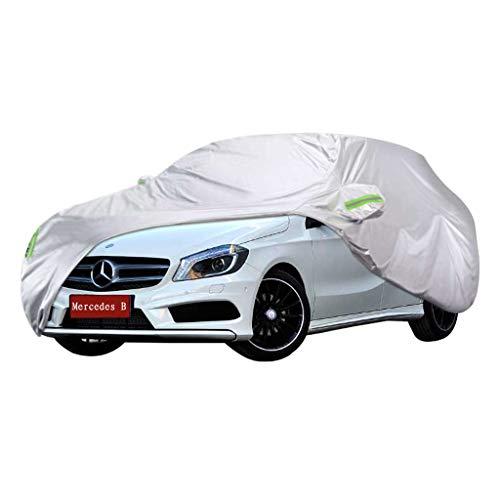 Couverture de voiture Mercedes Benz A160 A180 A200 A260 Habillage de voiture spécial Vêtements de voiture épais Oxford Tissu Protection contre le soleil Rain Cover Couverture de voiture Tissu Couvertu