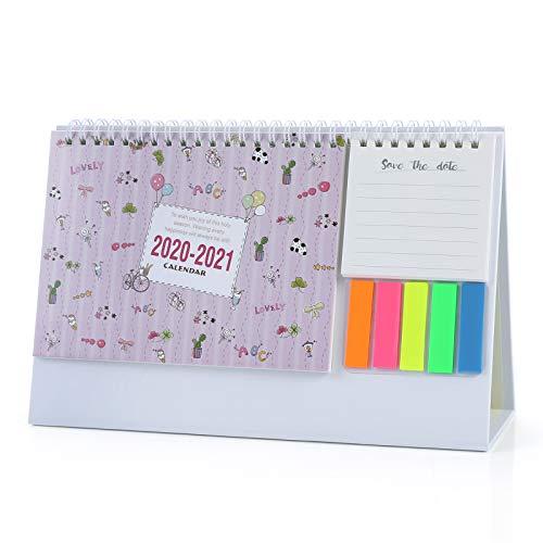 Schreibtischkalender, Wochenplaner, Mini-Memo-Kalender (in englischer Sprache) Sweet Time