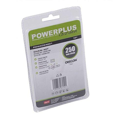 POWERPLUS POWACG4201 - Cadena 10' 254mm 40d oregon powxg8015li/xg3026