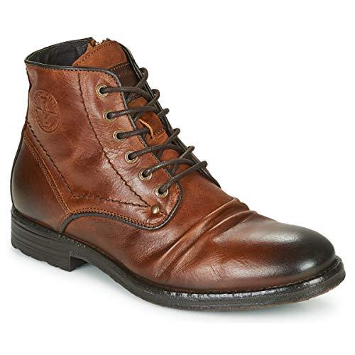 Redskins Bambou Stiefelletten/Boots Herren Braun - 43 - Boots Shoes
