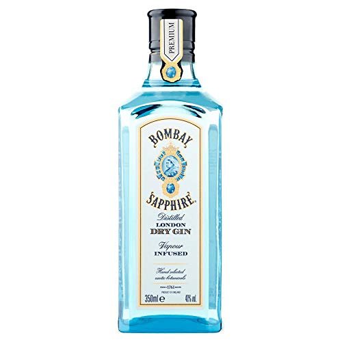 Bombay Sapphire, London Dry Gin, 35cl, 40%