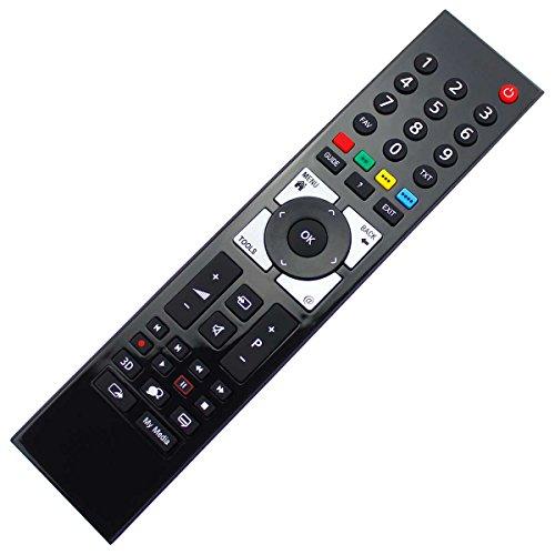 Ersatz Fernbedienung Grundig TV Geräte 49VLE8520BL | 49VLE8524BL | 49VLE8560BL