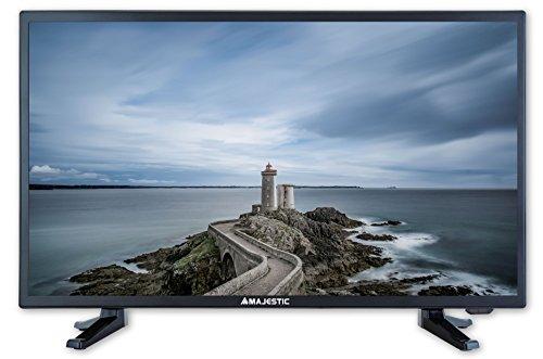 "New Majestic TVD-224 S2 LED MP09 24"" Full HD Nero"