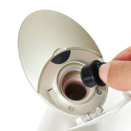 umbraオートソープディスペンサー自動センサーポンプソープポンプブラック/クロム177mlオット2330265152