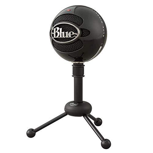 BLUE Snowball USB Microphone Gloss Black